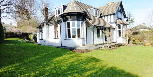 Asking Price £485,000, 5 Bedroom Detached House For Sale in Buxton, SK17