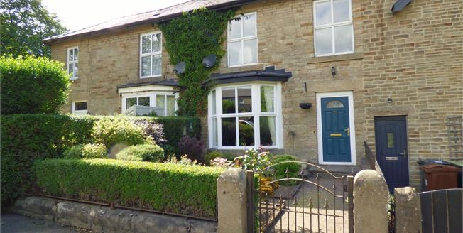 Asking Price £225,000, 3 Bedroom Terraced House For Sale in Buxton, SK17