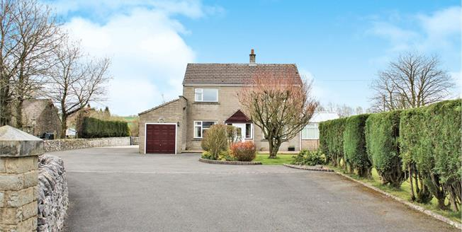 Offers Over £385,000, 3 Bedroom Detached House For Sale in Biggin, SK17