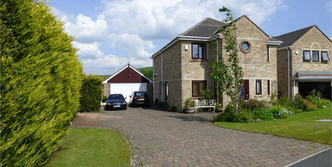 Offers Over £400,000, 4 Bedroom Detached House For Sale in Dove Holes, SK17