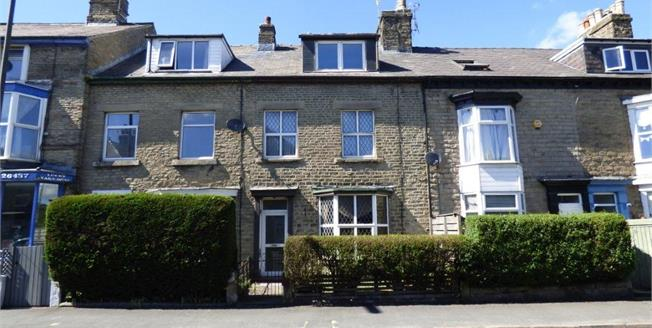 Asking Price £160,000, 3 Bedroom Terraced House For Sale in Buxton, SK17