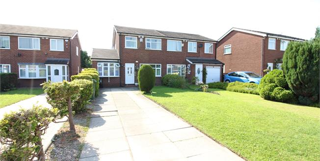 Fixed Price £239,950, 3 Bedroom Semi Detached House For Sale in Heald Green, SK8
