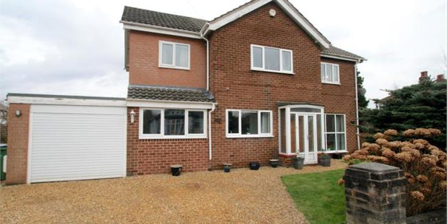 Guide Price £345,000, 4 Bedroom Detached House For Sale in Heald Green, SK8
