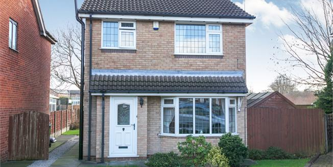 Offers Over £237,500, 3 Bedroom Detached House For Sale in Heald Green, SK8