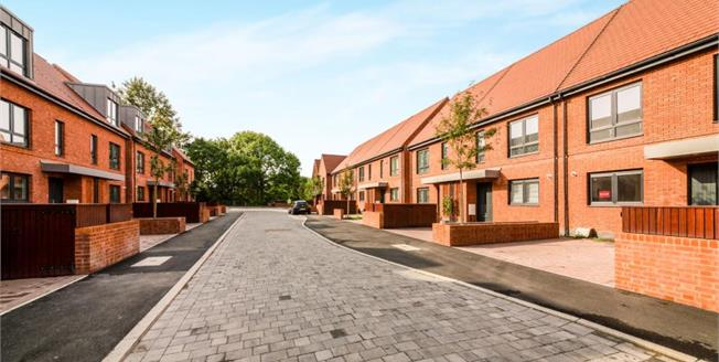 Asking Price £265,000, 2 Bedroom Terraced House For Sale in The Amelia At Barnes Village, SK8
