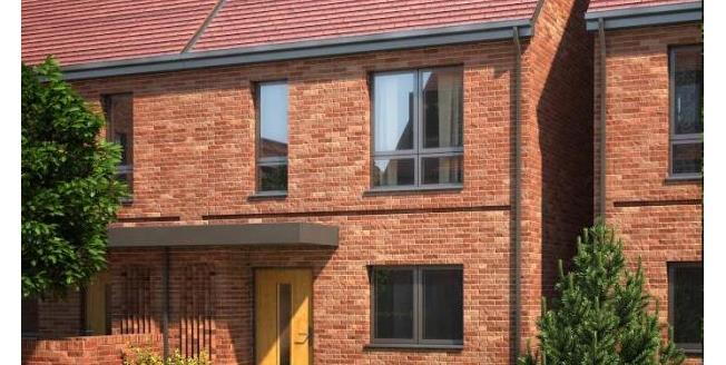 Guide Price £310,000, 3 Bedroom Terraced House For Sale in The Charlotte (T3) At Barnes Villag, SK8