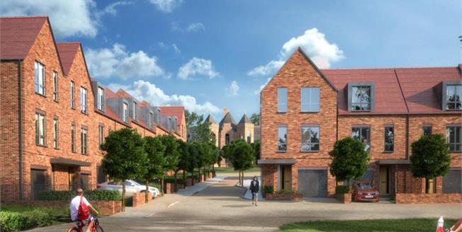 Asking Price £410,000, 4 Bedroom Terraced House For Sale in Barnes Village, SK8