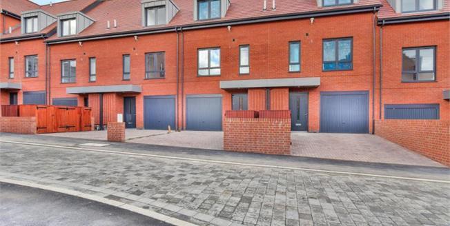 Asking Price £415,000, 4 Bedroom Terraced House For Sale in Barnes Village, SK8
