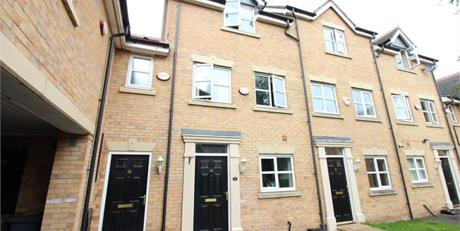 Offers Over £165,000, 3 Bedroom Town House For Sale in Manchester, M22