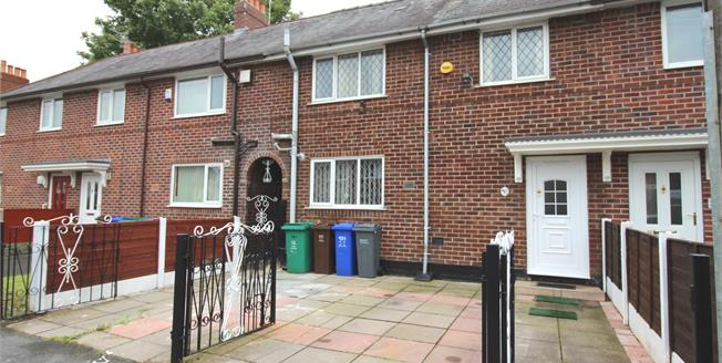 Guide Price £169,950, 4 Bedroom Terraced House For Sale in Manchester, M22