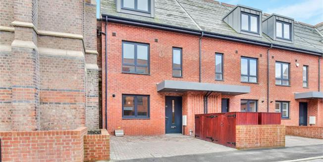 Asking Price £390,000, 4 Bedroom Terraced House For Sale in Barnes Village, SK8