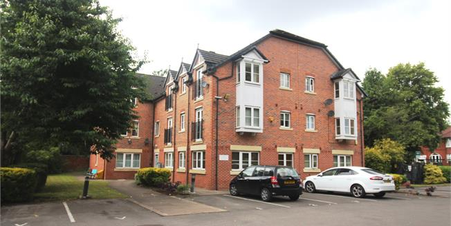 Offers Over £160,000, 2 Bedroom Flat For Sale in Cheadle, SK8
