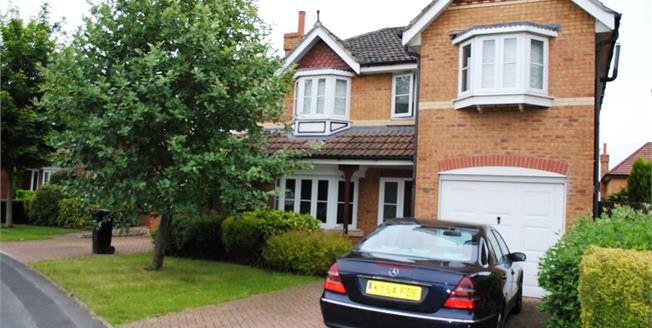 Guide Price £385,000, 4 Bedroom Detached House For Sale in Cheadle Hulme, SK8