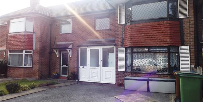 Asking Price £230,000, 3 Bedroom Terraced House For Sale in Cheadle Hulme, SK8