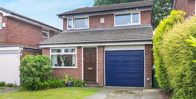 Asking Price £260,000, 3 Bedroom Detached House For Sale in Stockport, SK8