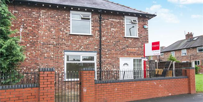 Asking Price £170,000, 3 Bedroom Semi Detached House For Sale in Cheadle Hulme, SK8