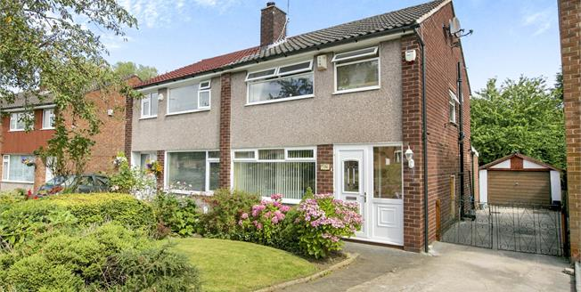 Asking Price £250,000, 3 Bedroom Semi Detached House For Sale in Cheadle Hulme, SK8