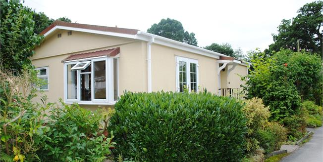 Guide Price £85,000, 2 Bedroom Detached Bungalow For Sale in Cheadle Hulme, SK8