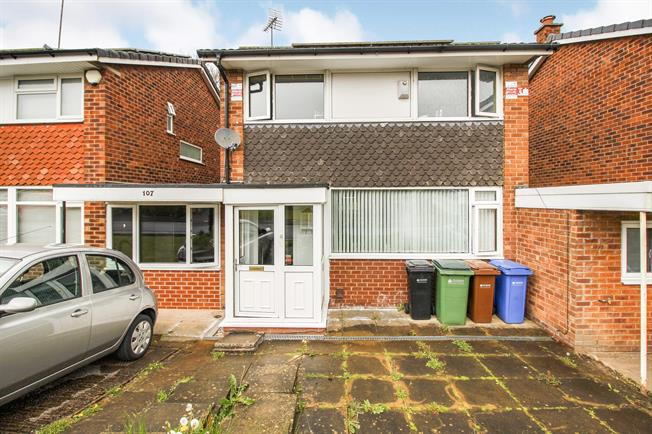3 Bedroom Link Detached House For Sale In Cheadle Offers Over 300 000