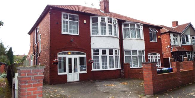 Offers Over £450,000, 4 Bedroom Semi Detached House For Sale in Chorlton Cum Hardy, M21