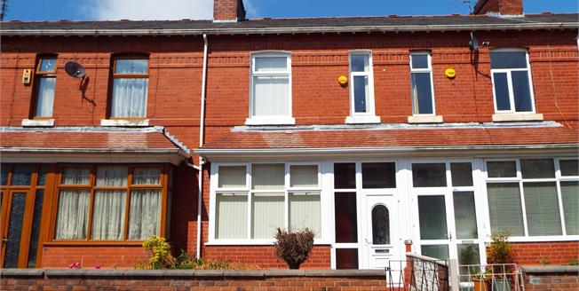 Offers in the region of £230,000, 3 Bedroom Terraced House For Sale in Manchester, M16