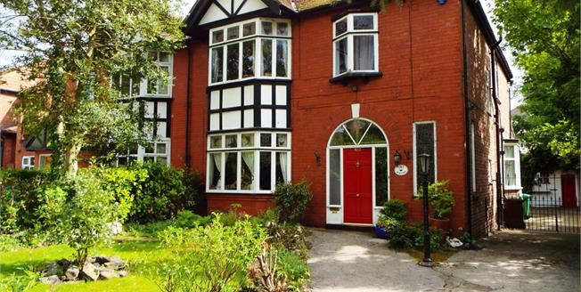 Offers in the region of £625,000, 4 Bedroom Semi Detached House For Sale in Manchester, M21
