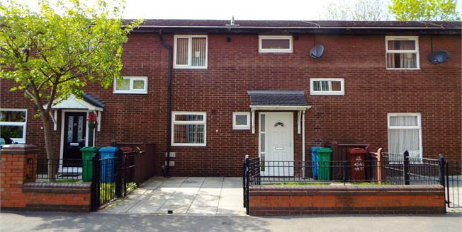 Offers Over £140,000, 3 Bedroom Terraced House For Sale in Manchester, M16