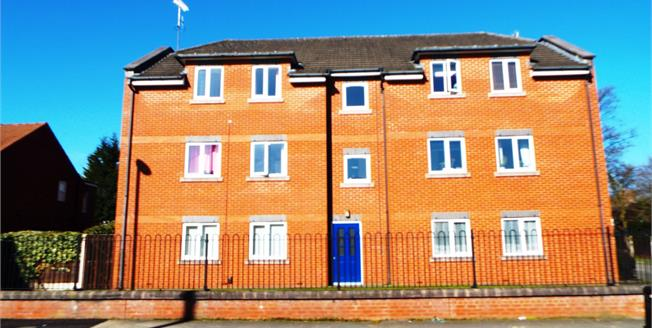 Offers Over £97,000, 2 Bedroom Flat For Sale in Manchester, M21