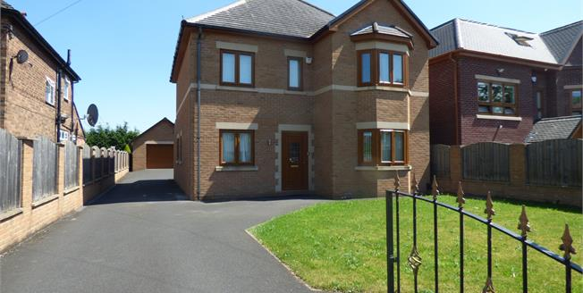 Offers Over £550,000, 5 Bedroom Detached House For Sale in Chorlton Cum Hardy, M21