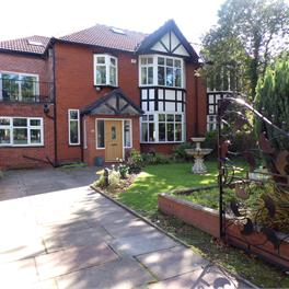 Wilbraham Road, Manchester, Greater Manchester, M21