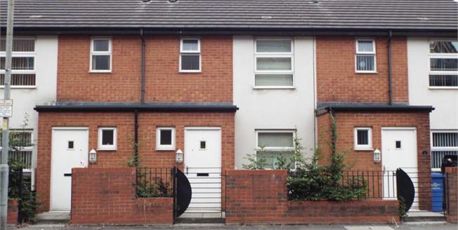 Offers Over £110,000, 3 Bedroom House For Sale in Manchester, M40