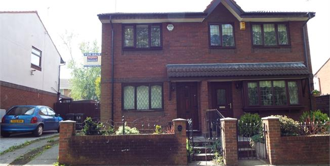 Asking Price £80,000, 2 Bedroom House For Sale in Manchester, M9