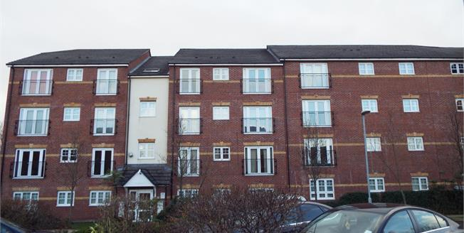 Offers Over £90,000, 2 Bedroom Flat For Sale in Manchester, M8