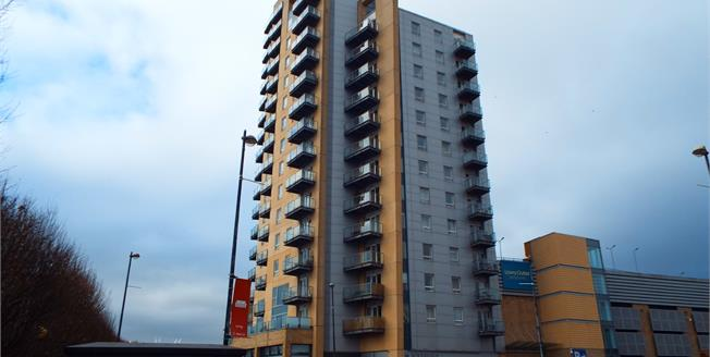 Offers Over £300,000, 2 Bedroom Flat For Sale in Salford, M50
