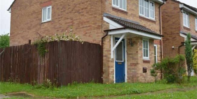 Guide Price £180,000, 3 Bedroom Detached House For Sale in Manchester, M9