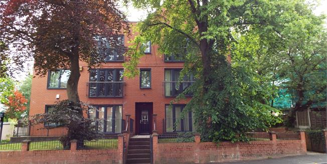 Guide Price £120,000, 2 Bedroom Flat For Sale in Greater Manchester, M8