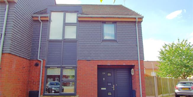 Guide Price £170,000, 3 Bedroom Semi Detached For Sale in Salford, M3