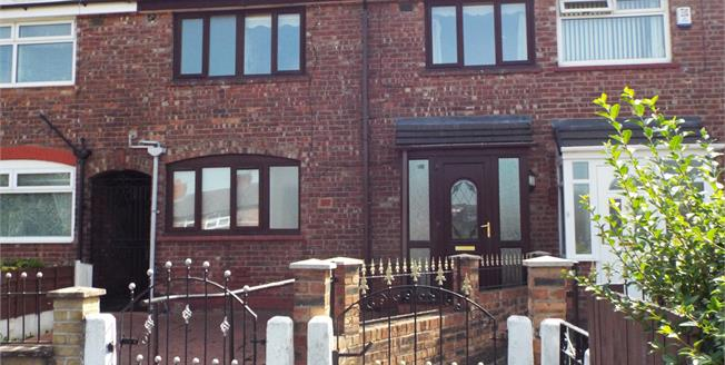 Guide Price £80,000, 3 Bedroom Terraced House For Sale in Manchester, M40