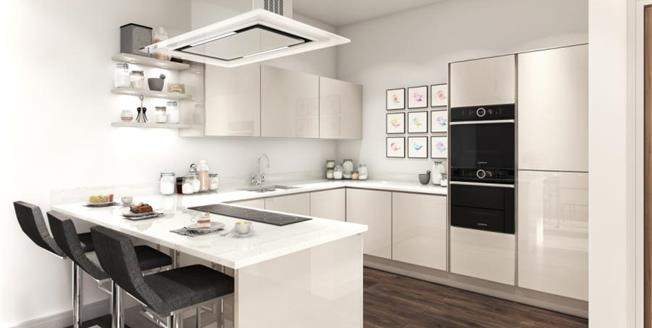 £260,000, 2 Bedroom Upper Floor Flat For Sale in Manchester, M1