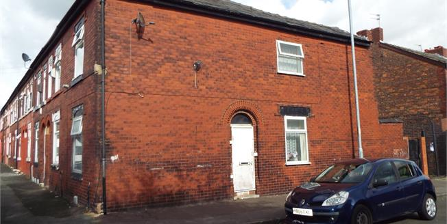 Offers Over £70,000, 2 Bedroom Terraced House For Sale in Manchester, M9