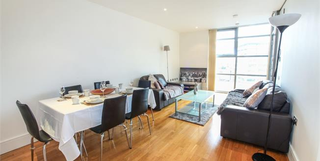 Offers Over £324,000, 3 Bedroom Flat For Sale in Greater Manchester, M1