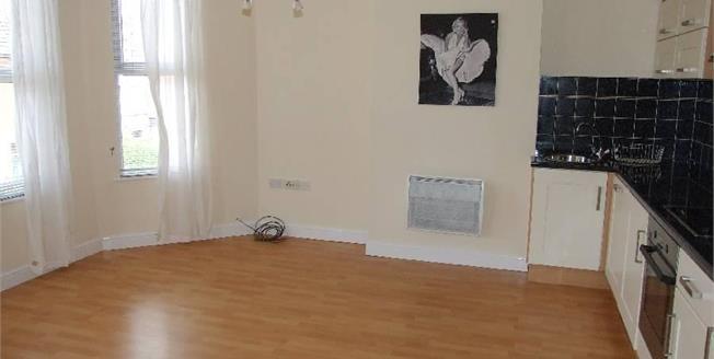 Offers Over £67,500, 1 Bedroom Upper Floor Flat For Sale in Crewe, CW2