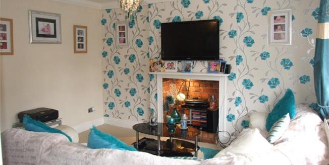 Offers Over £165,000, 3 Bedroom Semi Detached House For Sale in Basford, CW2