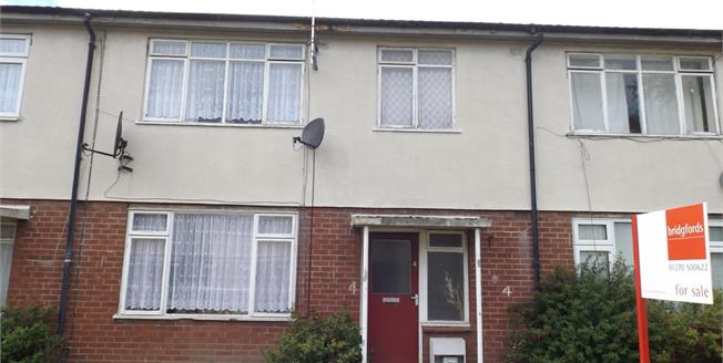 Offers in excess of £90,000, 3 Bedroom Terraced House For Sale in Crewe, CW2
