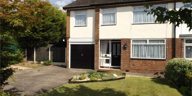 £175,000, 3 Bedroom Semi Detached House For Sale in Crewe, CW2