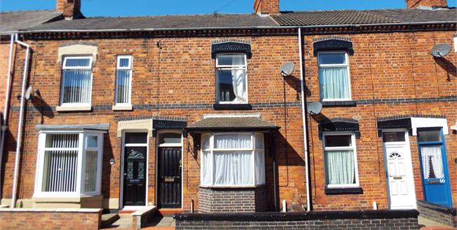 Asking Price £85,000, 3 Bedroom Terraced For Sale in Crewe, CW1
