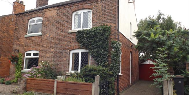 £175,000, 2 Bedroom Semi Detached House For Sale in Shavington, CW2