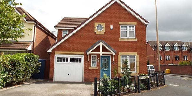 Offers in the region of £200,000, 4 Bedroom Detached House For Sale in Crewe, CW1