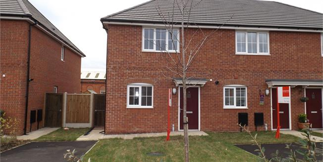 Asking Price £92,000, 2 Bedroom End of Terrace House For Sale in Crewe, CW1