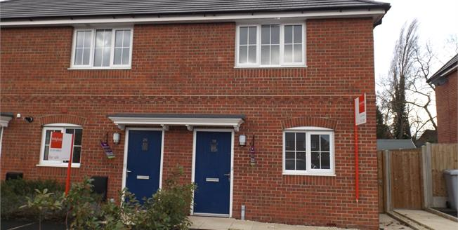 Asking Price £96,000, 2 Bedroom End of Terrace House For Sale in Crewe, CW1